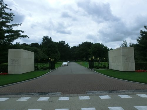 Netherlands American Cemetery and Memorial - Amerikaanse Begraafplaats Margraten